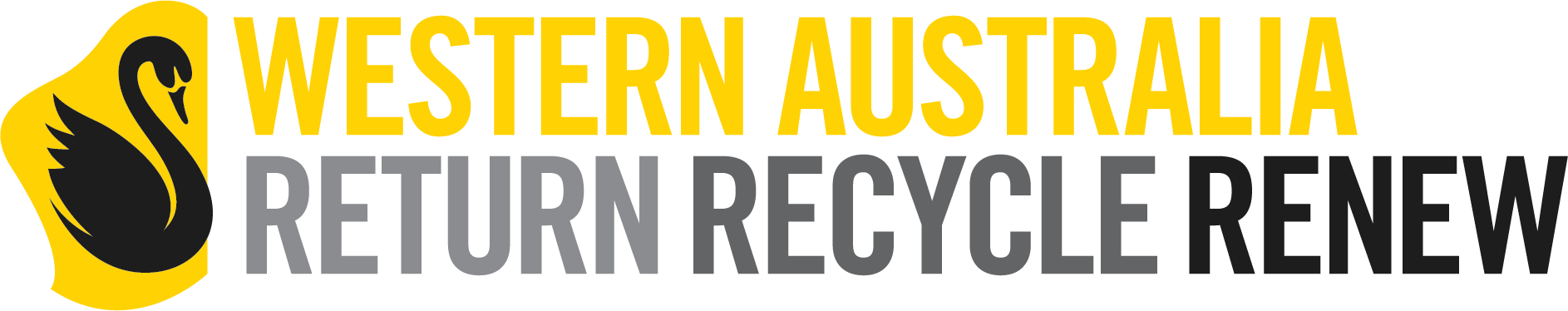 WA Return Recycle Renew Logo