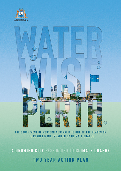 Waterwise Perth Action plan Cover